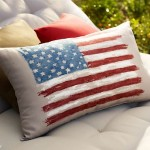 My Version Of the Pottery Barn Outdoor Pillow