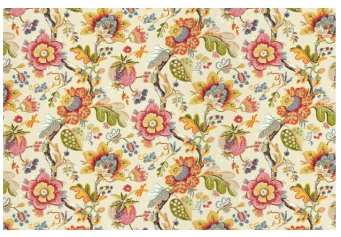 Calico Corners wonderland fabric