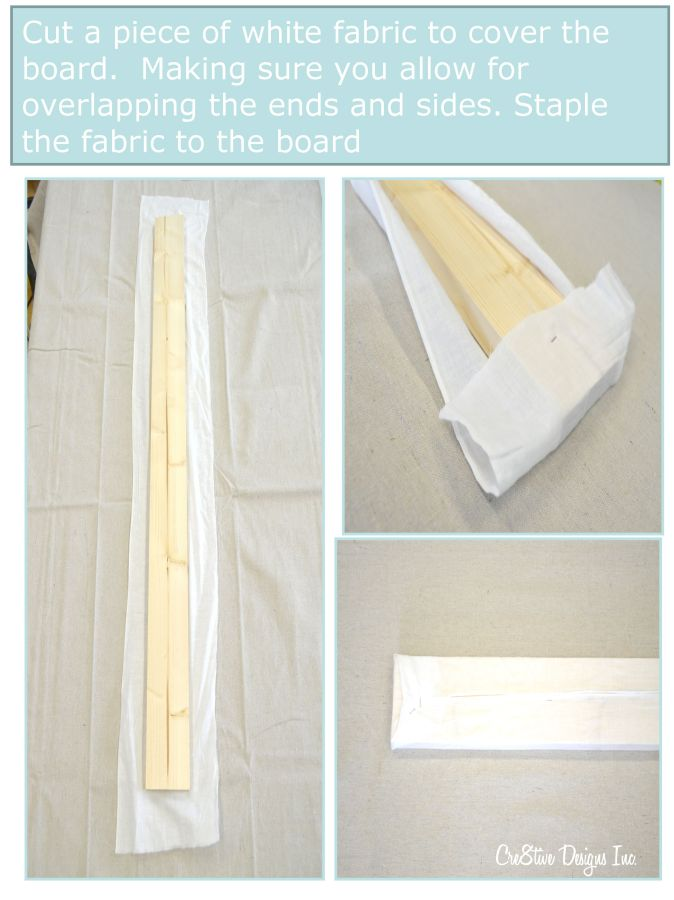 Tailored Valance Tutorial