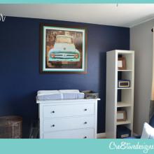 Blue & Turquoise Nursery