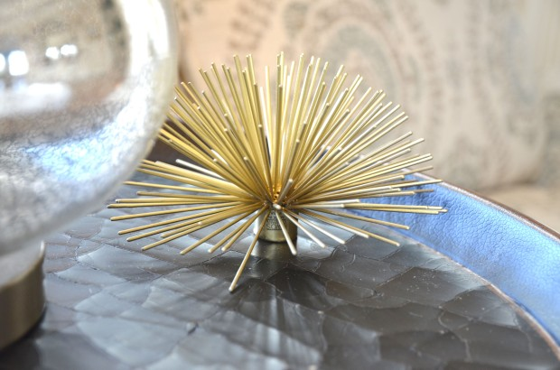 Gold urchin