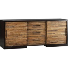 Crate and Barrel media console