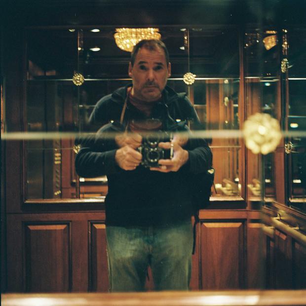 The Venetian Elevator in Las Vegas