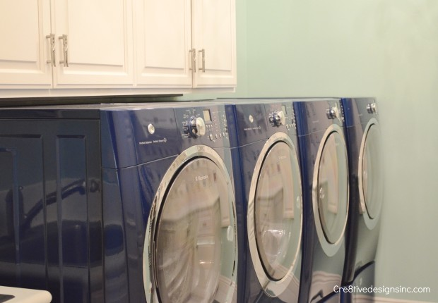 Midnight Blue washer and dryers