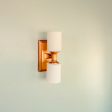 Shades of light single wall sconce
