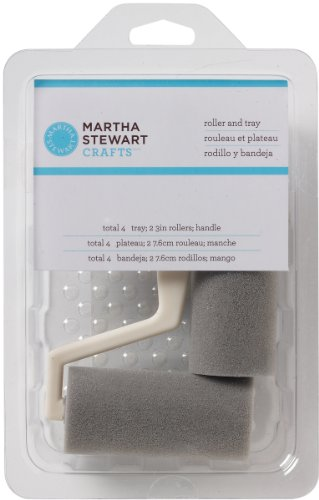 Martha stewart paint roller and tray