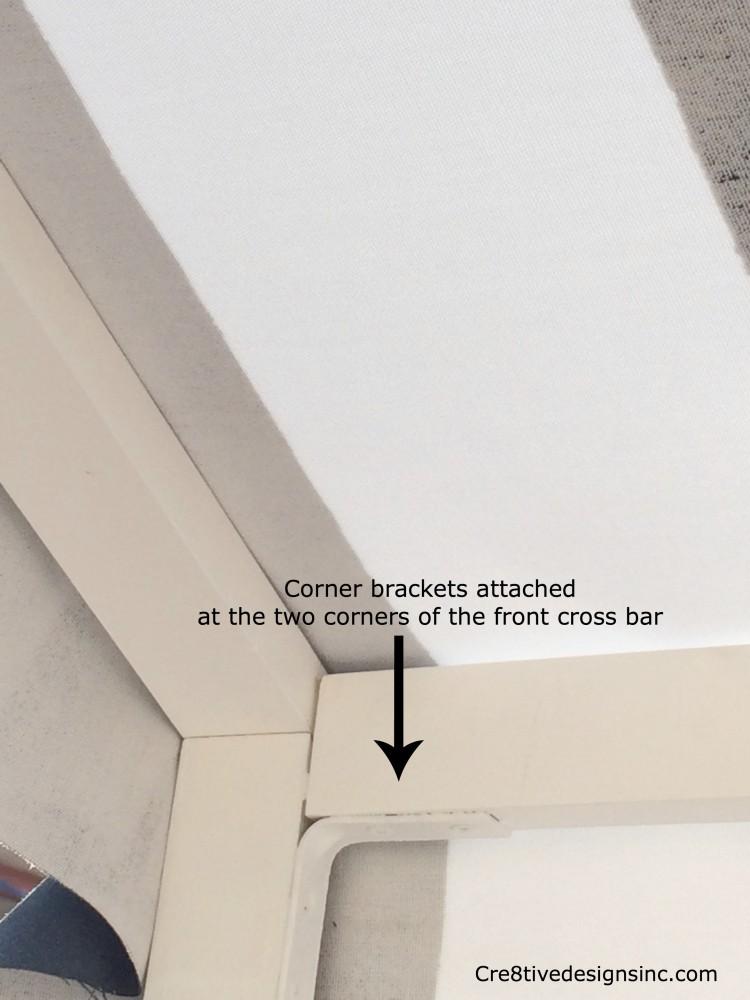 Corner brackets
