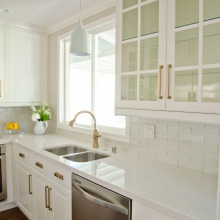 Kitchen remodel using Ikea cabinets