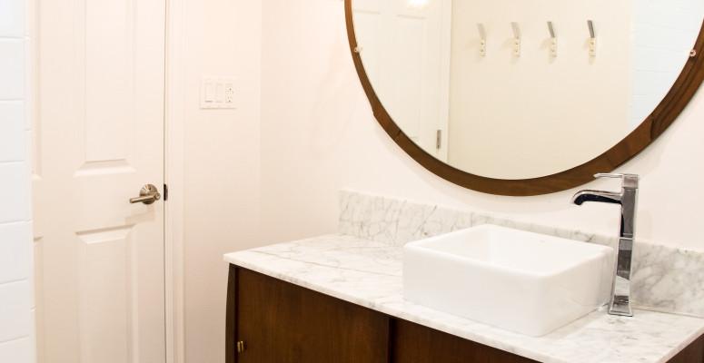 Mid Century Modern Bathroom