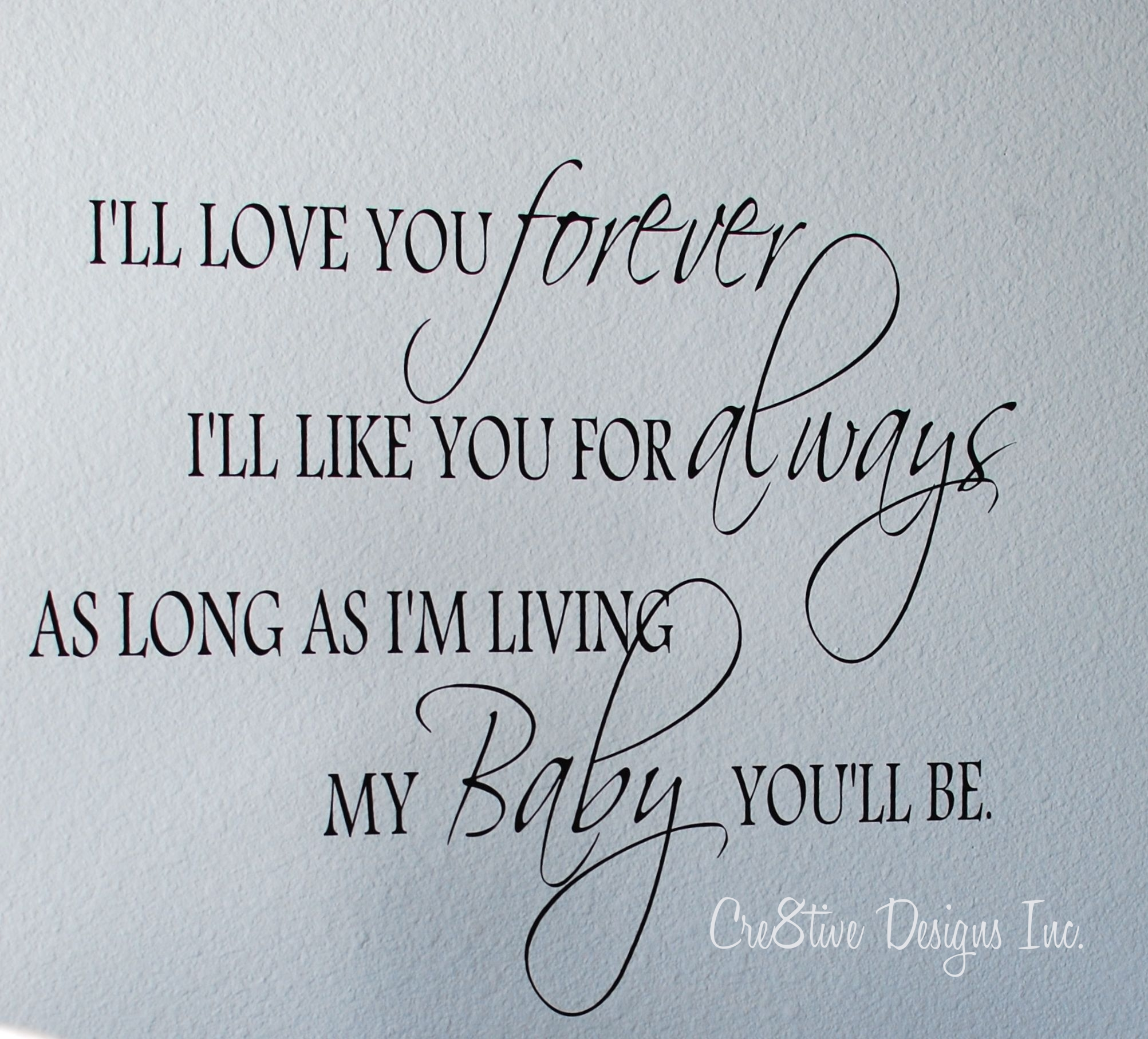 love you forever book quotes quotesgram