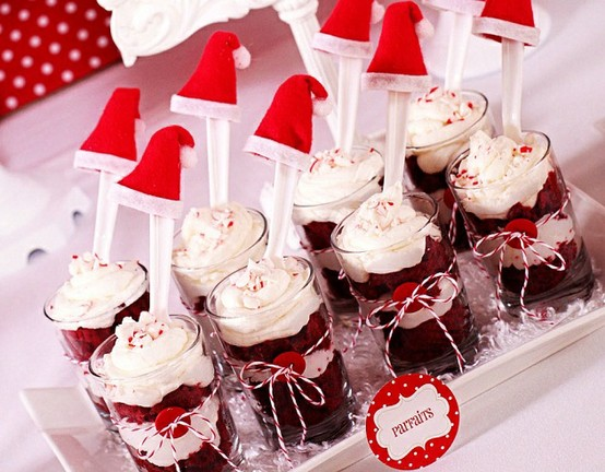 Christmas eve eve dinner and party percyjacksonrp for Desserts to take to a christmas party