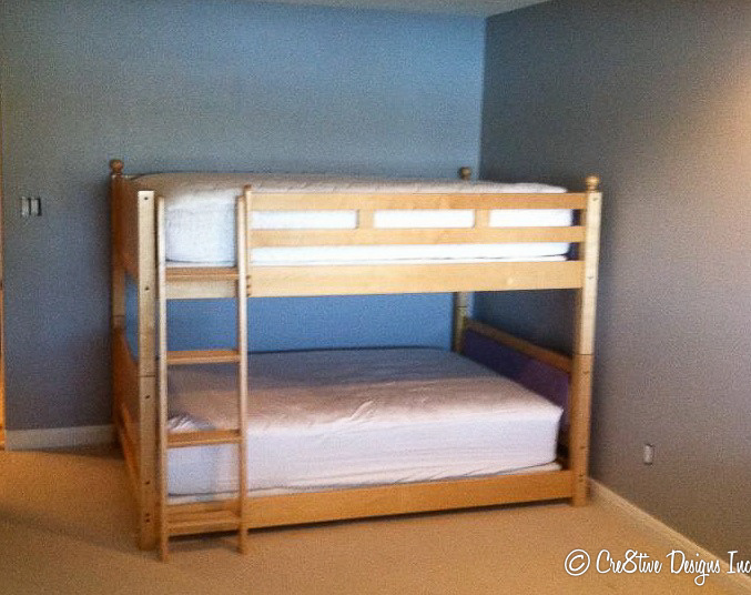 Woodworking low ceiling bunk bed plans PDF Free Download