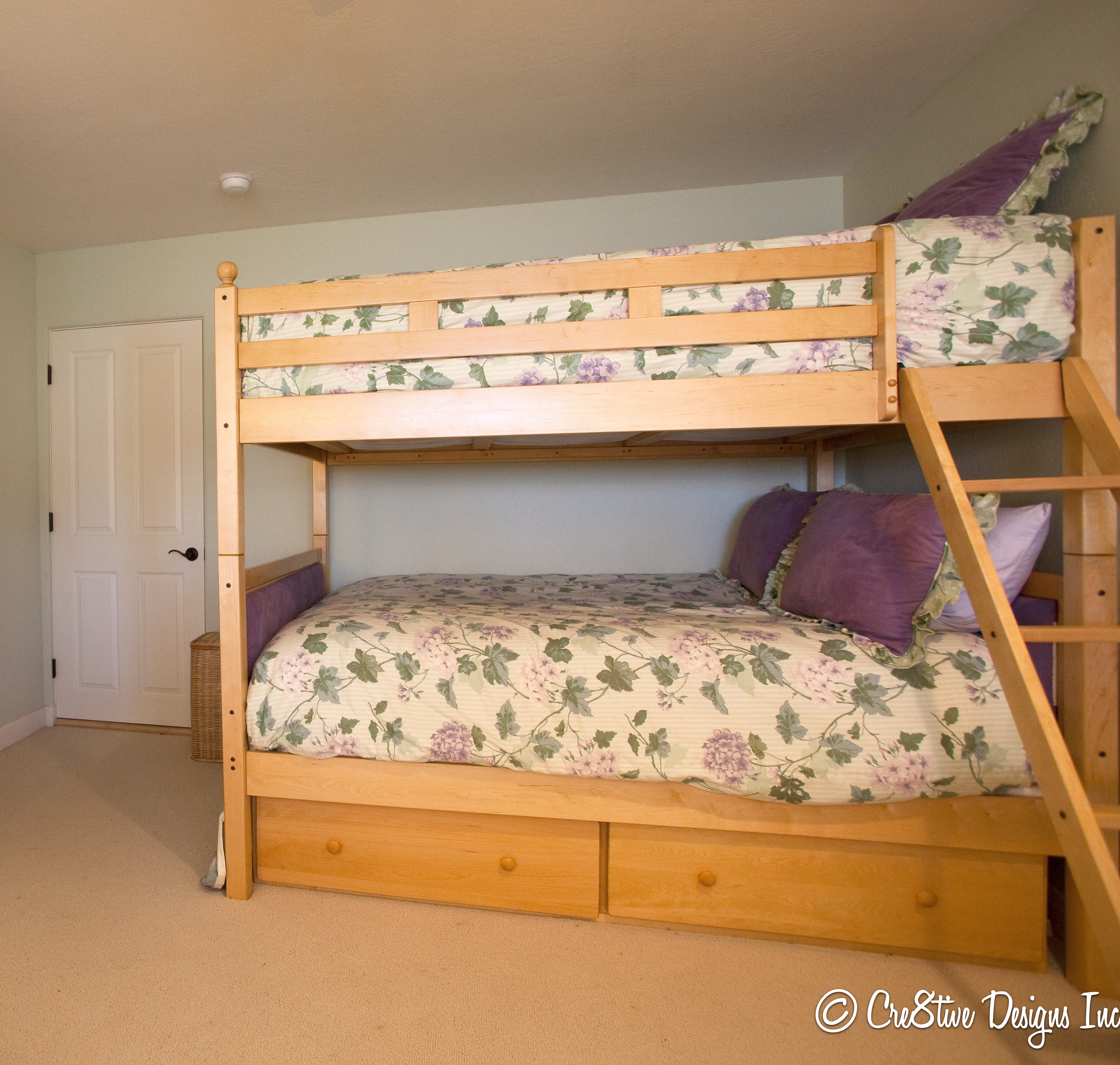Full Size Bunk Beds. Full Size Bunk Beds. Modern Full Over Queen ...