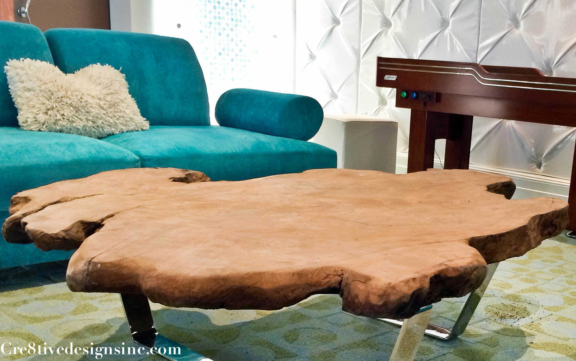 Solid Acacia Wood Furniture …