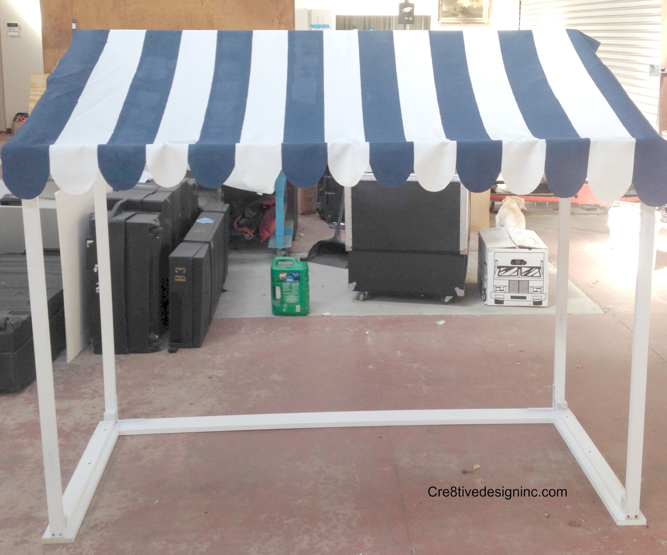 How to make a table top canopy cre8tive designs inc for How to create a canopy