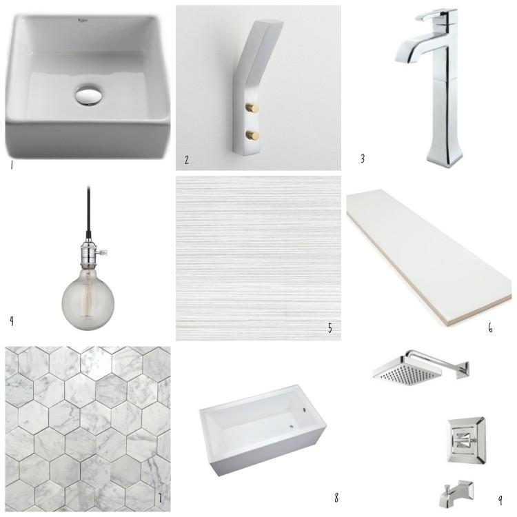Mid Century Bathroom Tile: Mid Century Modern Bathroom