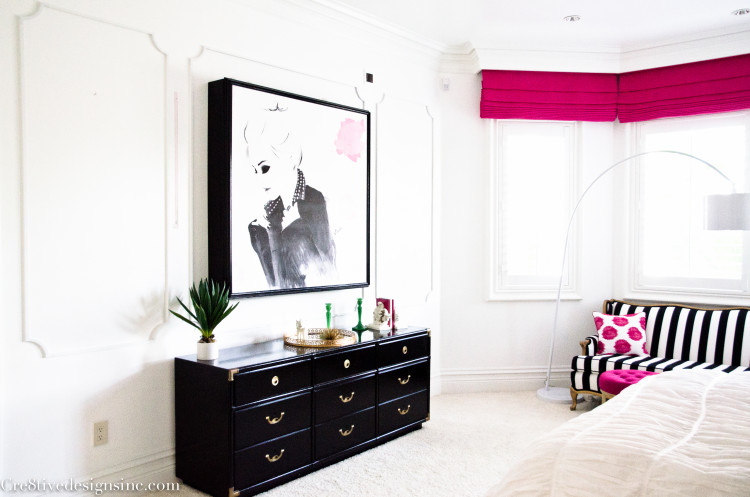How To Hide A Flat Screen Tv With Artwork Cre8tive
