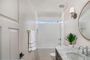 Unique Bathroom remodel