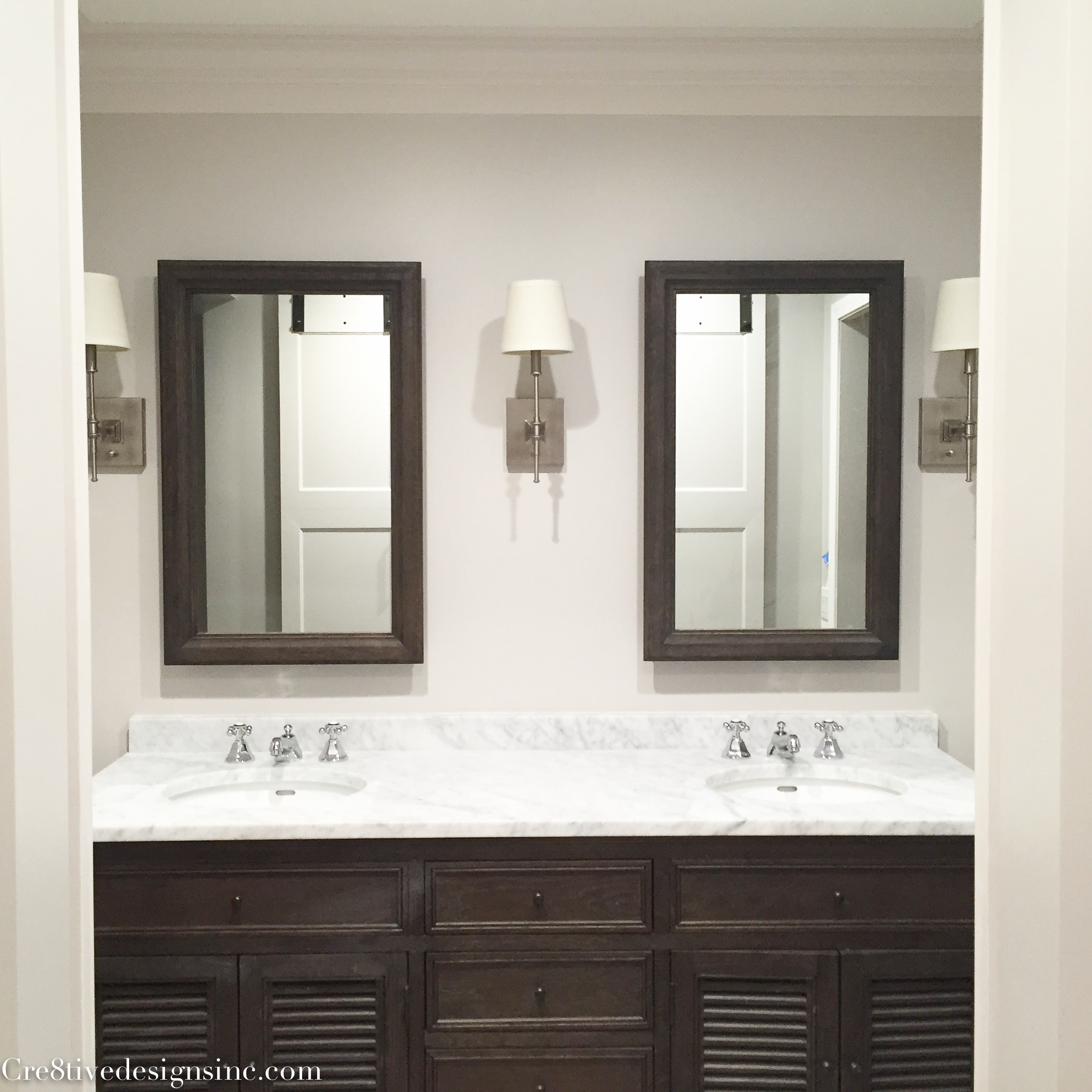 Delectable 60 1950s bathroom remodel before and after for Master bath remodel 2016